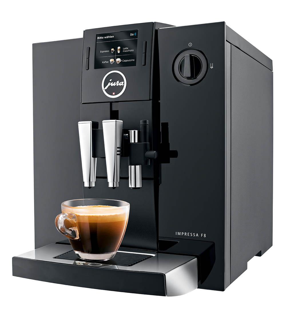 impressa f8 ekspresy do kawy firmy jura i sklep serwis akcesoria. Black Bedroom Furniture Sets. Home Design Ideas