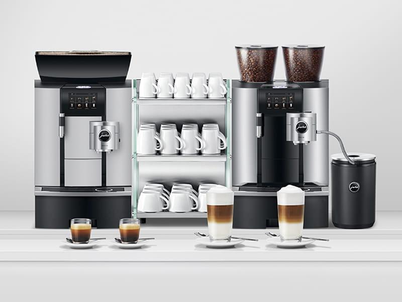 Profesjonalne ekspresy do kawy