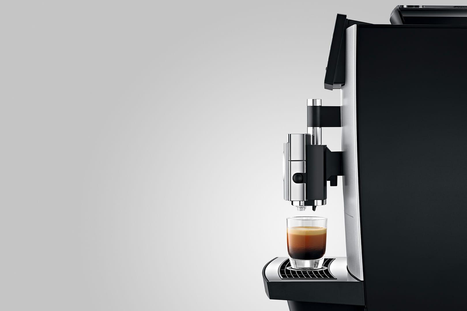Jura X8 najlepszy ekspres biurowy w przedziale cenowym 8000 - 12000 zł brutto
